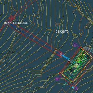 control de lineas electricas con drones - uav