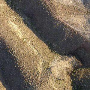 cuidado medio ambiente con drones - uav