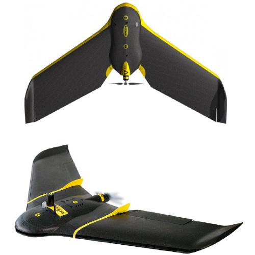 tecnología rtk en los drones