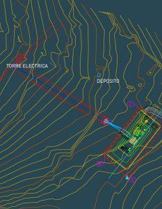 controle des lignes electriques avec des drones et scanner laser