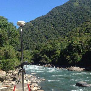 ressources forestières avec des drones