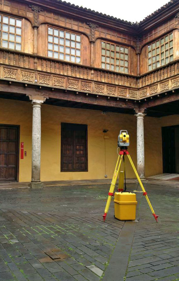 classic topography, aerial photography, laser scanner and mobile mapping